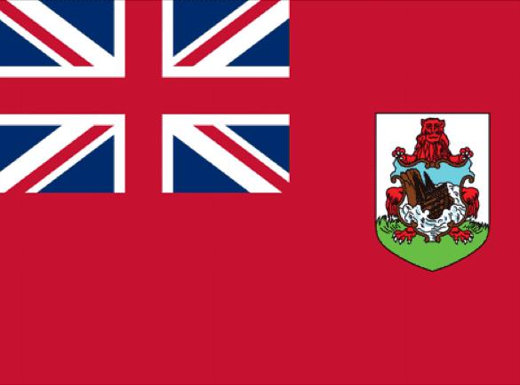 Bermuda | Welke landen hebben de gekste vlaggen?