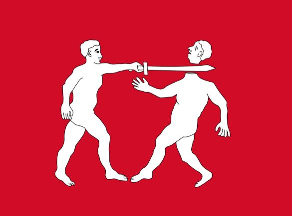 Koninkrijk Benin   Welke landen hebben de gekste vlaggen?