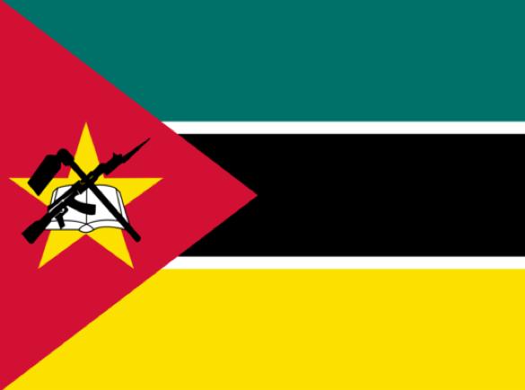 Mozambique   Welke landen hebben de gekste vlaggen?